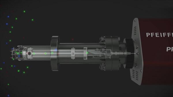 普发真空 PrismaPro 紧凑型 QMS 的内部