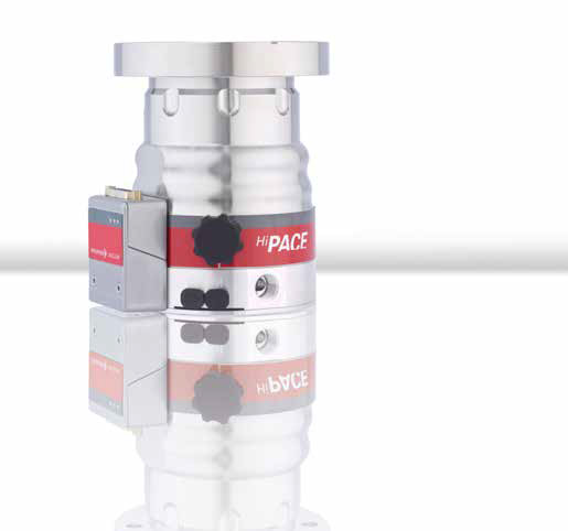 HiPace 80 Neo – the world's first laser-balanced turbopump