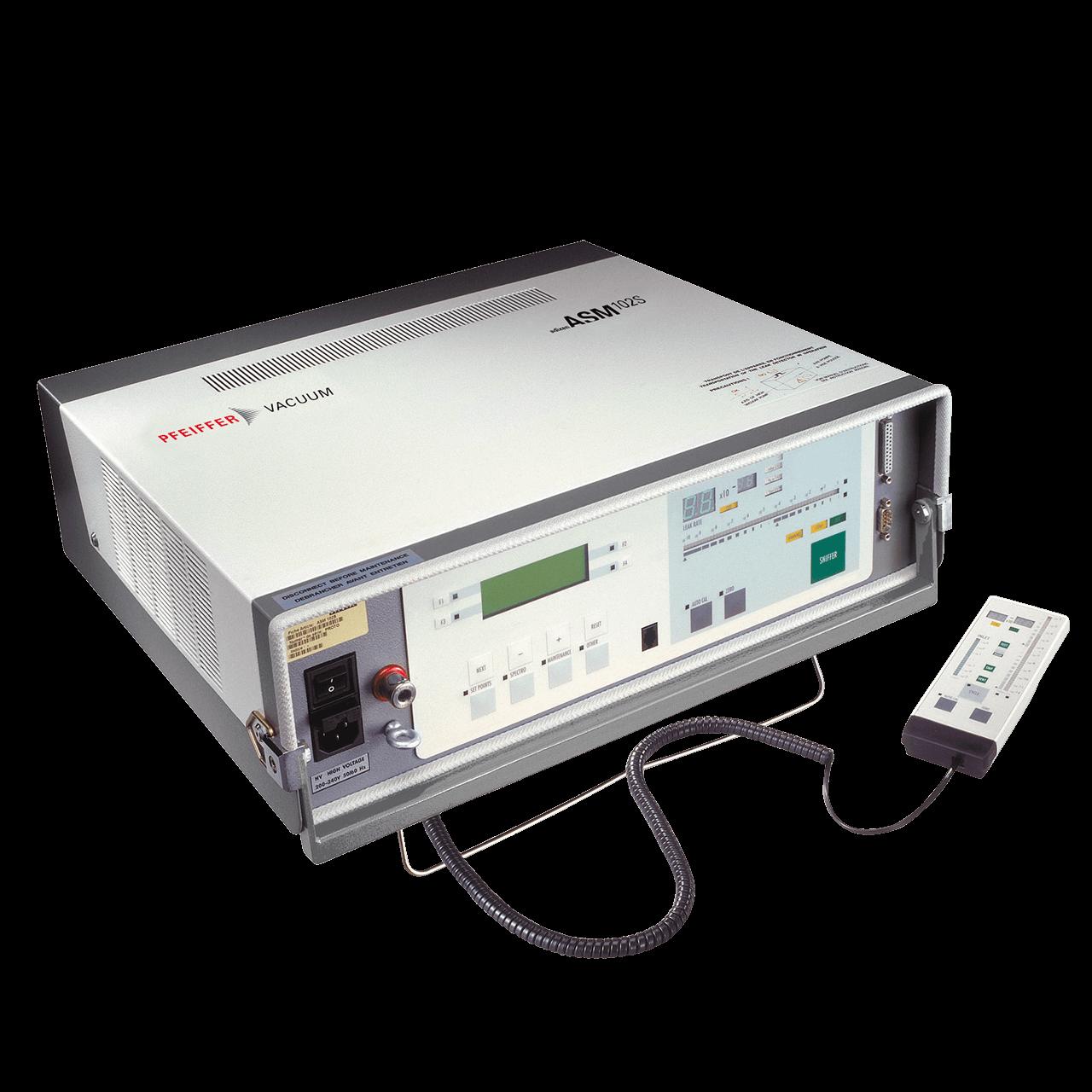 Schnüffellecksucher für industrielle Anwendungen: der ASM 142 S