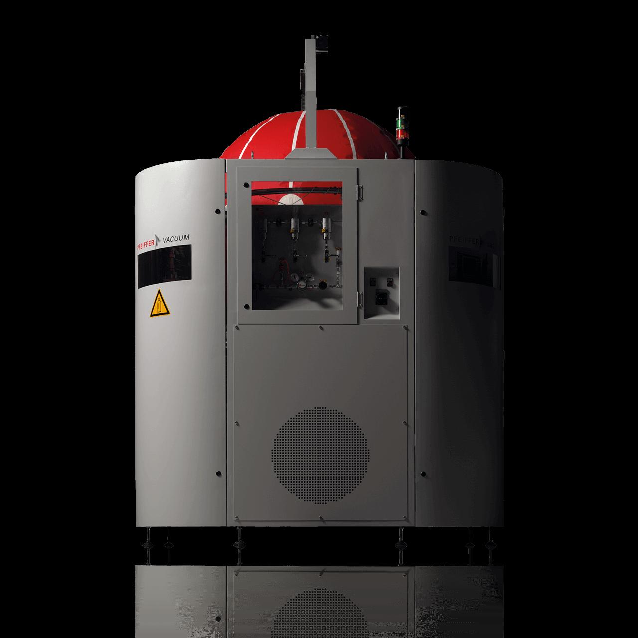 Helium-Rückgewinnungsanlagen von Pfeiffer Vacuum