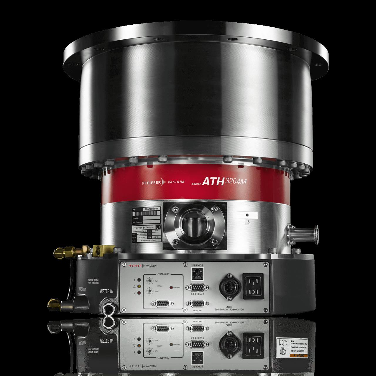 Magnetgelagerte Turbopumpen - Pfeiffer Vacuum