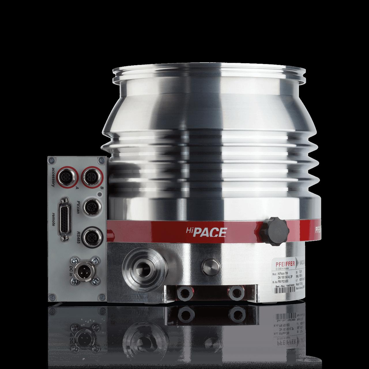 Hybridgelagerte Turbopumpen - Pfeiffer Vacuum