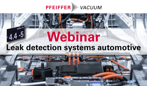 On-Demand Webinar Future-proof leak detection systems for automotive industry