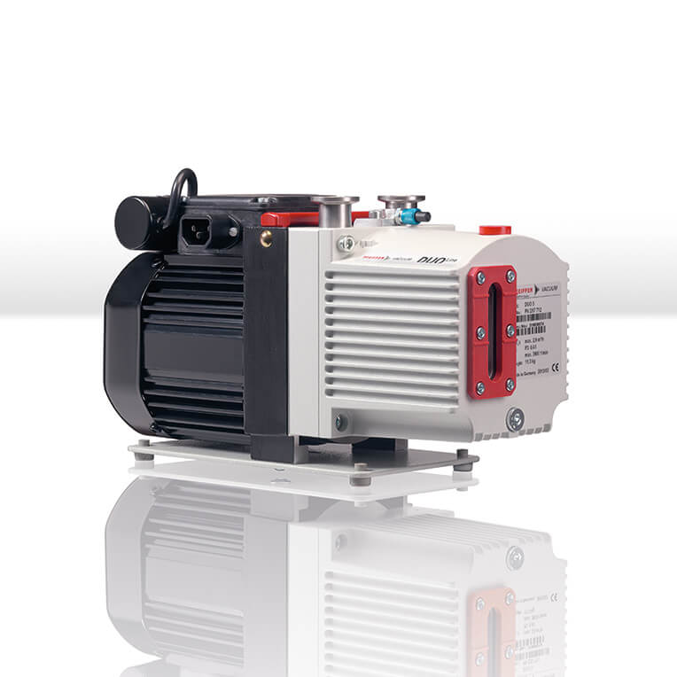 Two-Stage Rotary Vane Pumps DuoLine - Sales Promotion