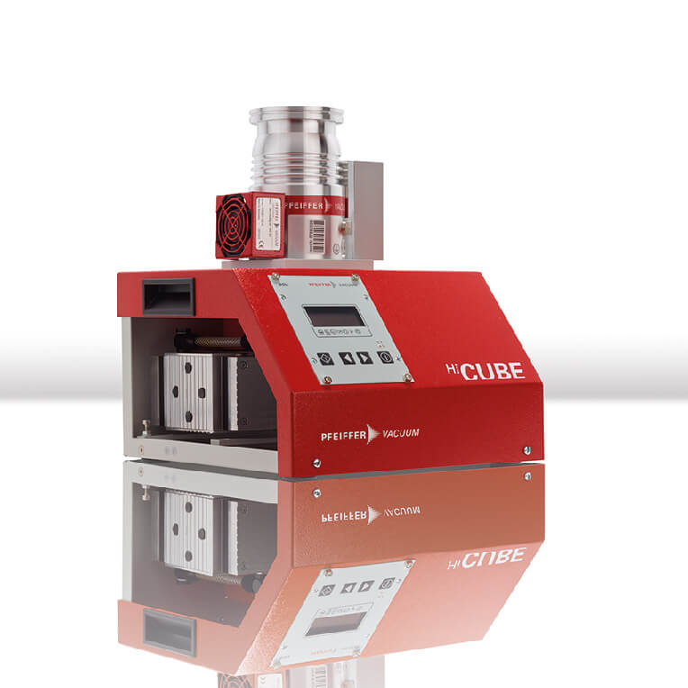 Turbo pumping station HiCube Eco - Sales Promotion
