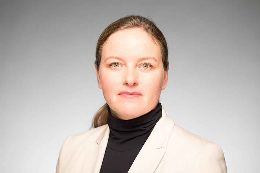 Nathalie Benedikt, CFO