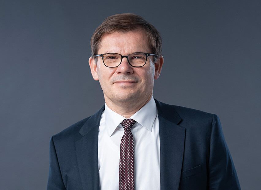Wolfgang Ehrk, COO