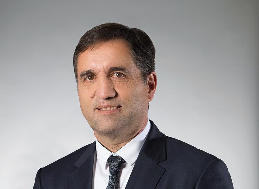 Dr. Eric Taberlet, Vorstandsvorsitzender