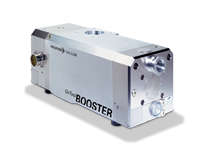 Pfeiffer Vacuum brings the OnTool Booster to market – a new high-vacuum pump that works against atmosphere