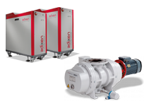Pfeiffer Vacuum introduces OktaLine ATEX - world's first magnetically coupled and ATEX certified Roots pumps