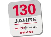 Pfeiffer Vacuum wird 130 Jahre alt