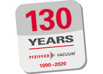 Pfeiffer Vacuum now 130 years old