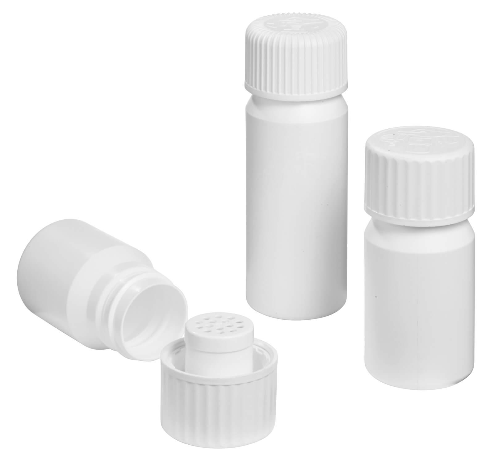 Verschiedene Pharmaverpackungen