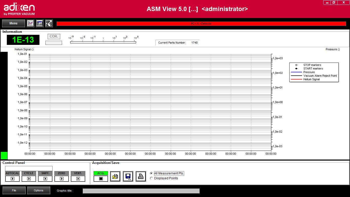 Screenshot ASM View