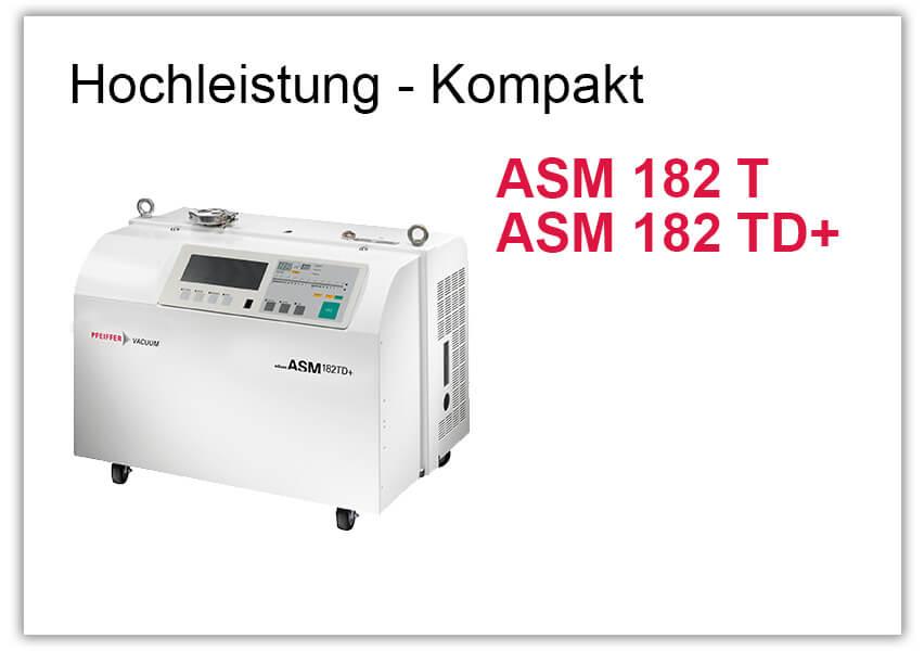 Hochleistungslecksucher ASM 182