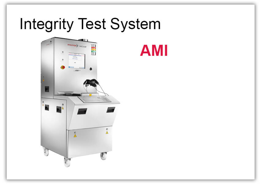 Integrity test solution for the pharmaceutical industry