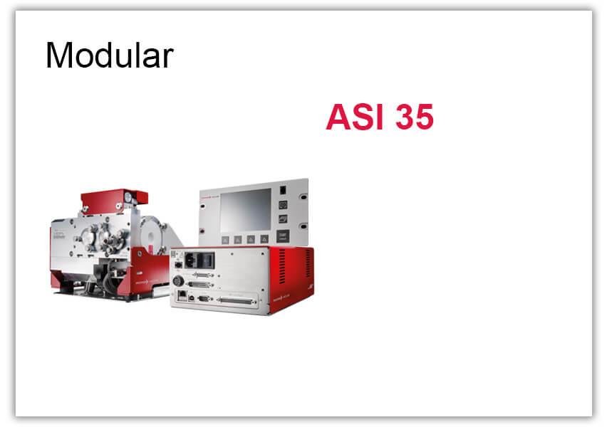 Modularer Lecksucher ASI 35