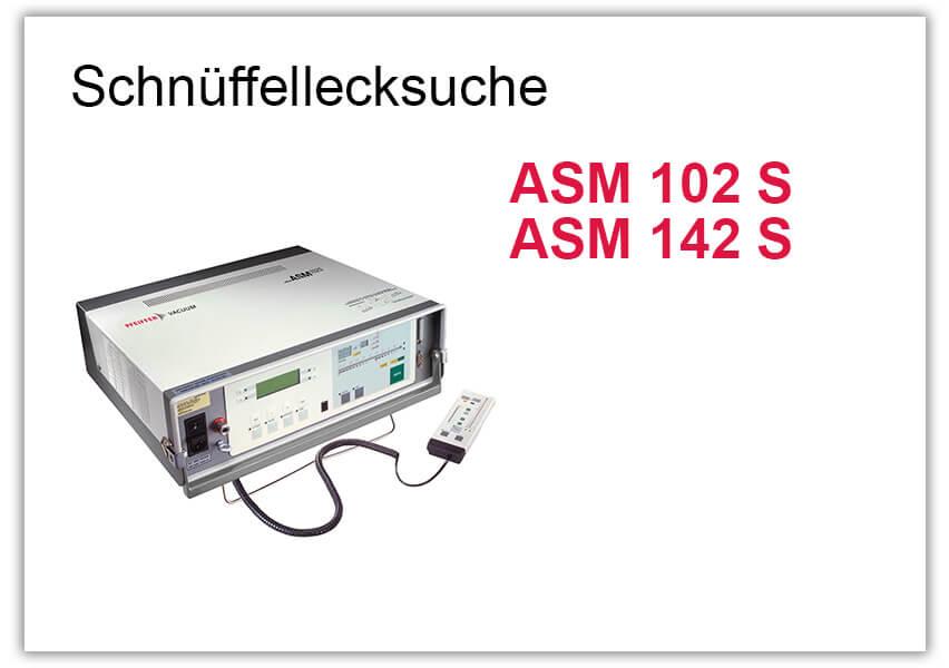 Schnüffellecksucher ASM 102 S