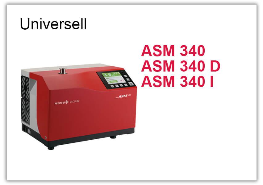 Universeller Lecksucher ASM 340