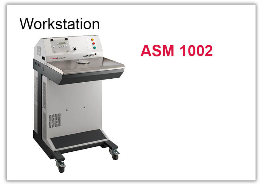 Workstation Leak Detector ASM 1002