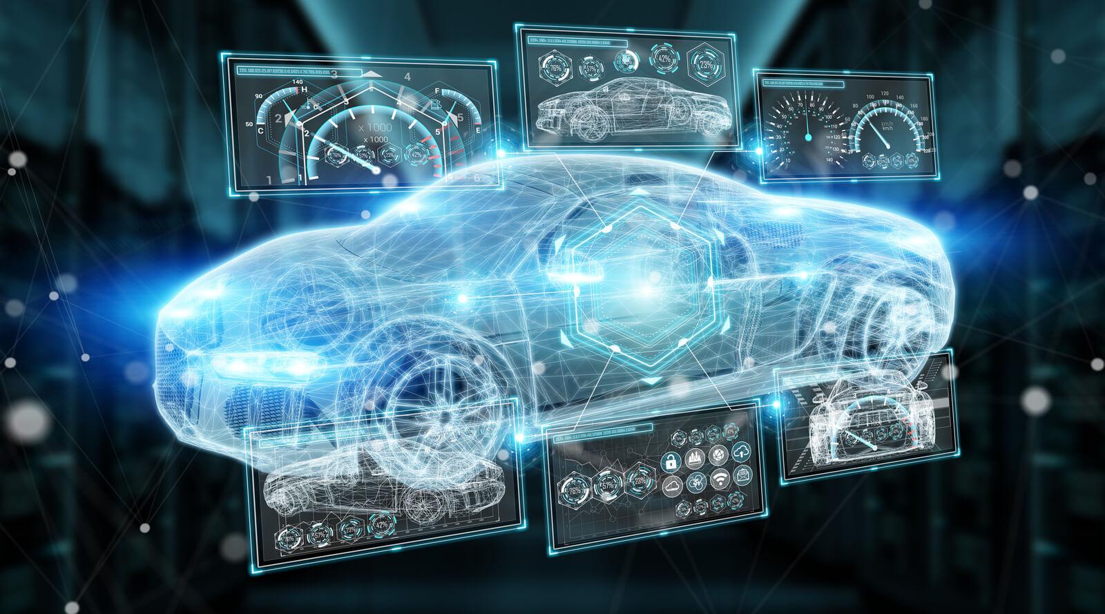Bild: Welche Teile eines Autos werden auf Dichtheit geprüft?