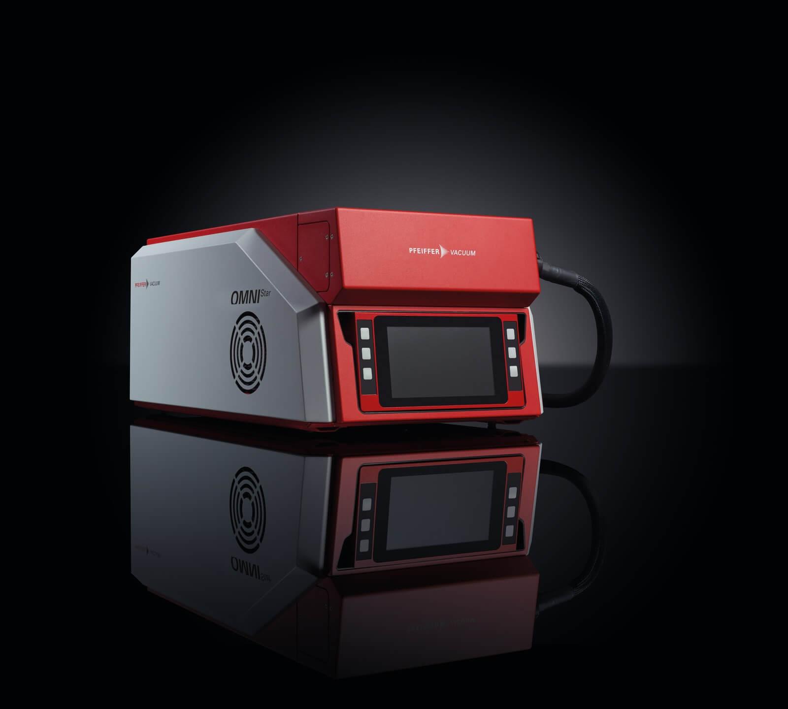 Pfeiffer Vacuum OMNISTAR® Gasanalysegerät
