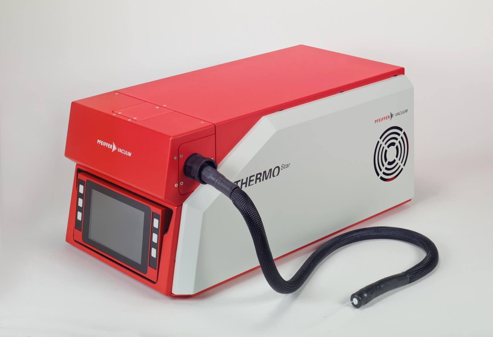 파이퍼베큠 THERMOSTAR® 가스 분석 시스템