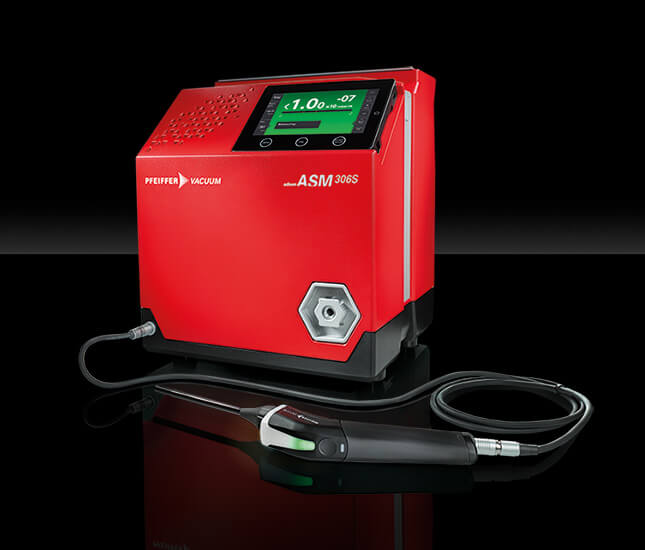Leak detector ASM 306 S