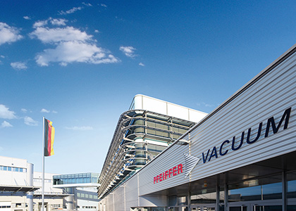 Pfeiffer Vacuum GmbH