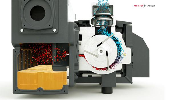 Rotary vane pumps HenaLine