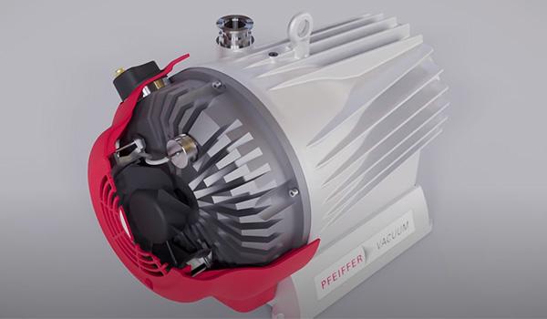 HiScroll - 涡旋泵