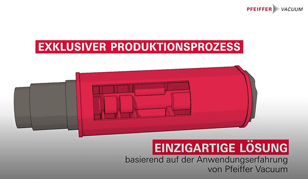 XN-Serie - Mehrstufige Wälzkolbenpumpen für anspruchsvolle korrosive Prozesse