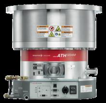 ATH 2804 M, DN 250 ISO-F, wassergekühlt, unbeheizt, integrierte Antriebselektronik