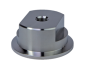 ISO-KF Flange with NPT Thread, Female