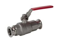 Ball valves, manual