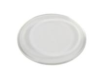 ISO-KF Glass Blank Flange