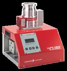 HiCube 80 Eco, DN 63 ISO-K, MVP 015-4, 100-240