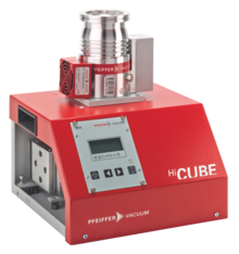 HiCube 80 Eco, DN 63 ISO-K, MVP 015-4, 100-240 V