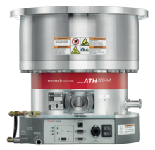 ATH 2804 M, DN 250 ISO-F, Water cooled, Non-heated, integrated drive electronic