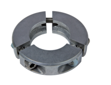 ISO-KF Bolt Clamp (3-Part) for Metal Seals