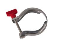 ISO-KF Hingeless Clamp