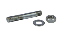 CF Stud Screw Set with Hexagon Nut