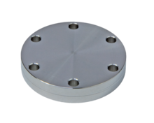CF Blank Flange, with Thread