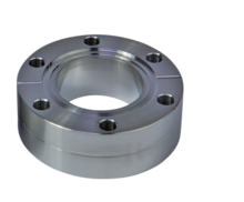 CF Spacer Flange with Bore Holes