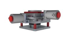 XY-Axis Precision Manipulator Motorized