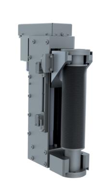 Z-Axis Precision Manipulator Motorized