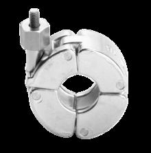 ISO-KF Chain Clamp, Aluminum