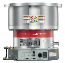 ATH 2804 M, DN 250 ISO-F, Water-Cooled, Non-Heated, with Integrated Drive Electronics