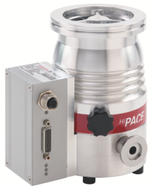 HiPace® 80 with TC 110, DN 63 ISO-K