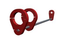 Anti-twist Lock for Rotary/Linear Feedthroughs MDD